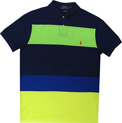 Ralph Lauren -  Polo  - A righe - Uomo Blau - Multi Teal
