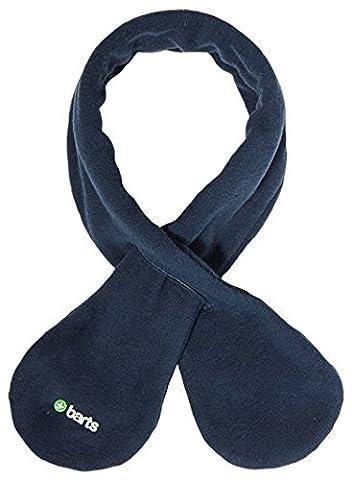 Barts Jungen Mütze, Schal & Handschuh-Set Blau (Blau) One Size