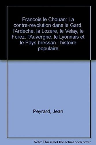 François le Chouan par Jean Peyrard