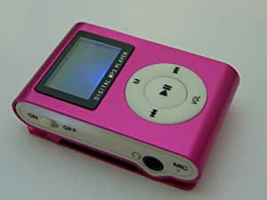 5 STARSALES PINK 8GB 5GEN MP3/MP4 PLAYER WITH FM RADIO/CAMERA GIFT BOXED(NOT AN APPLE IPOD)
