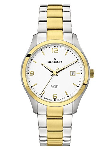 Dugena Unisex Adult Analogue Automatic Watch with None Strap 4460693