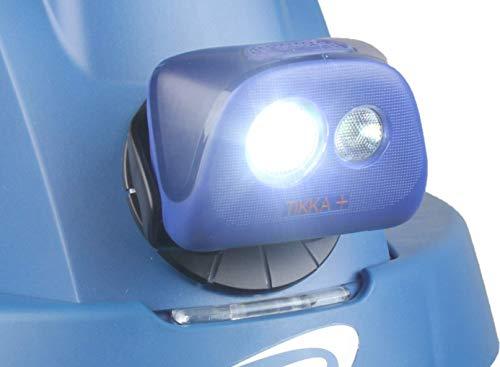 Arbin sicurezza prodotti Petzl tikka lampada.