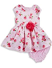 9c0a50ad09080 Marmellata Mixed Floral Print Baby Girl Dress and Bloomers Set - 12-24  Months (