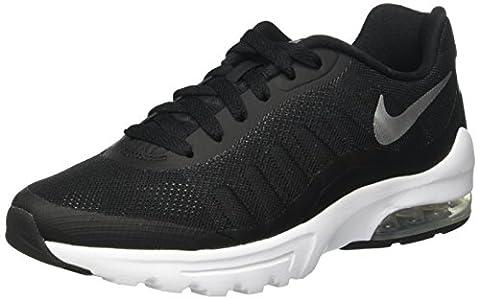 Nike Damen Wmns Air Max Invigor Turnschuhe, Black (Schwarz / Metallic Silber-Weiß), 36 EU
