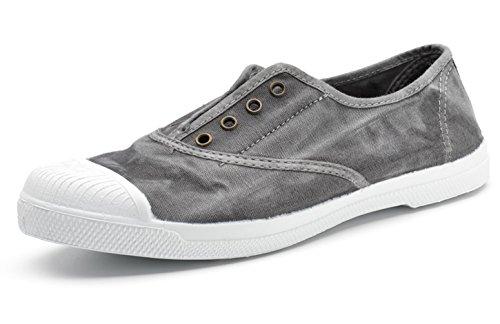 Natural World Eco - SCARPE Sneakers VEGAN per donna, trendy, in tela, ULTIMO MODELLO, disponibili in vari colori-Modello 102E