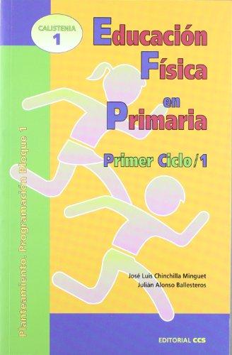 Educación Física en Primaria. Primer Ciclo / 1: Plantamiento. Programación Bloque 1 (Calistenia) por José Luis Chinchilla