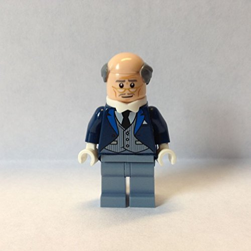 Lego Figur Alfred Pennywoth -- Batman Movie -- (aus Set 70909) (Alfred Batman Figur)
