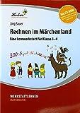 Rechnen im Märchenland (Set): Grundschule, Mathematik, Klasse 3-4