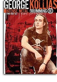 DVD - George Kollias: Intense Metal Drumming II - DVD (Region Free)