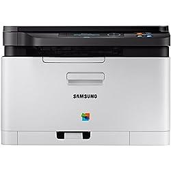 Samsung SL C 480 Imprimante Laser/impression (jusqu'à ) 18 ppm (mono)/4 ppm (couleur)