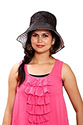 InnovationTheStore Black Multipurpose Cloche / Hat CL04