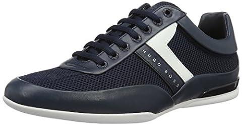 BOSS Green Herren Space_Lowp_syme 10195467 01 Sneakers, Blau (Dark Blue 401), 44 EU