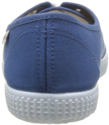 Victoria Inglesa Lona, Unisex-Erwachsene High-Top Sneaker Blau (Oceano)