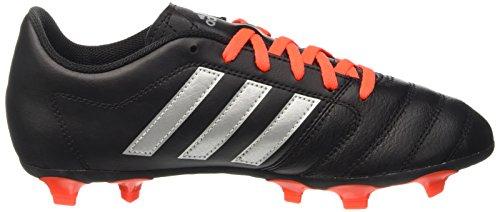 adidas Unisex-Erwachsene Gloro 16.2 Fg Fußball-Trainingsschuhe Schwarz (core Black/silver Metallic/solar Red)