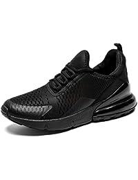timeless design 9e6d8 184ba SOLLOMENSI Chaussures de Course Running Compétition Sport Trail  Entraînement Homme Femme Cinq Couleurs Basket