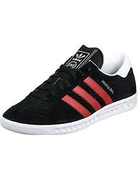 sports shoes 1cfa8 856ac adidas Hamburg Calzado blackred