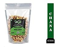 GreenFinity: Desi Chana for Health - 400Gms | Chickpeas | (Premium Quality).