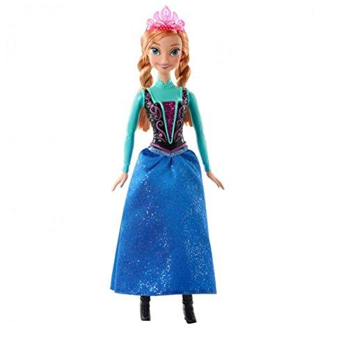 Mattel CJX74 Disney Frozen Anna und Elsa Puppe Mädchen Sammler Figur Modepuppe, Modell / - Sammler-puppen Disney