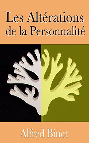 Les Altérations de la personnalité