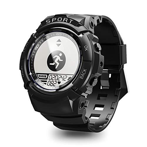 HKPLDE Smartwatch/Fitness Armband Aktivitätstracker Kalorienzähler für Frauen und Männer Schrittzähler Sport für iOS Android-Silber