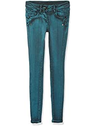 TOM TAILOR Kids Girl's Skinny Treggings Fancy Wash Lissie Jeans