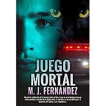 Juego mortal: (Serie inspector Salazar 02) Novela negra española