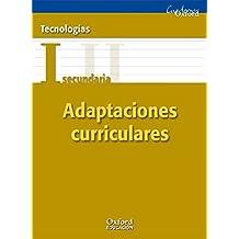 Tecnologías I ESO Adaptaciones Curriculares (Cuadernos Oxford) - 9788467367300
