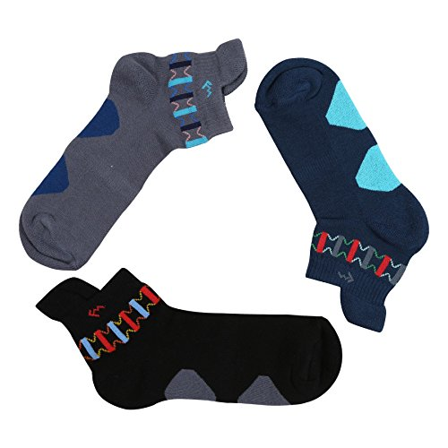 Footmate Men Sports Ankle Length Socks (3 Pair Pack)  available at amazon for Rs.199