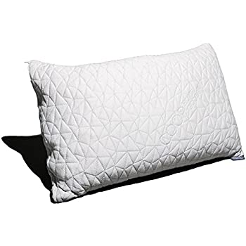 Shredded Memory Foam Pillow With Bamboo Cover By Coop Home