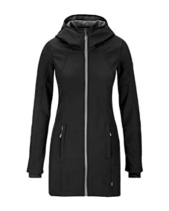 Bench Damen Jacke Jacke Haphazard schwarz (black (BK001)) Large