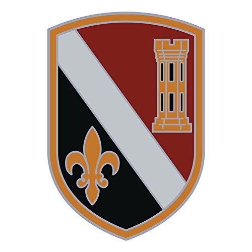 USAMM Army 225th Engineer Brigade Veteran Unit Aufkleber
