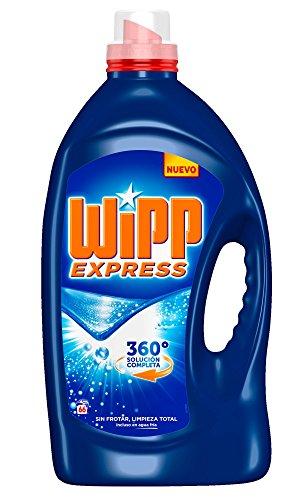 Wipp Express Detergente Liquido Azul...