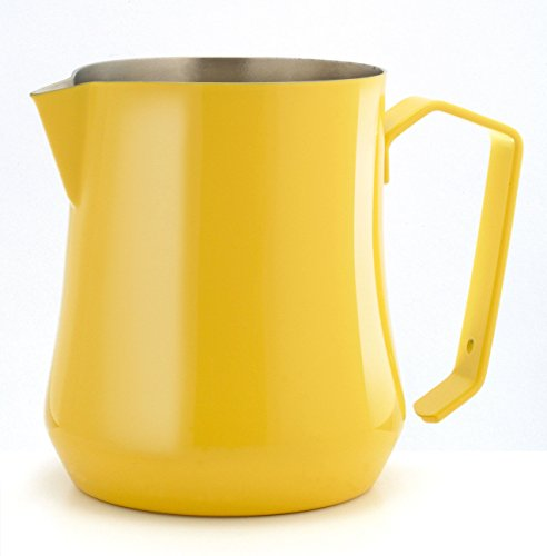 motta-4250-milk-jug-tulip-500ml-yellow-stainless-steel