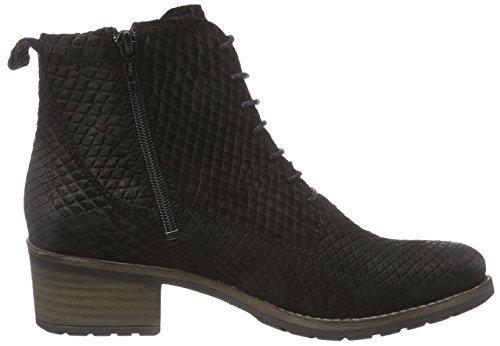 ... Tamaris 25282 Damen Combat Boots Schwarz (Black 001)