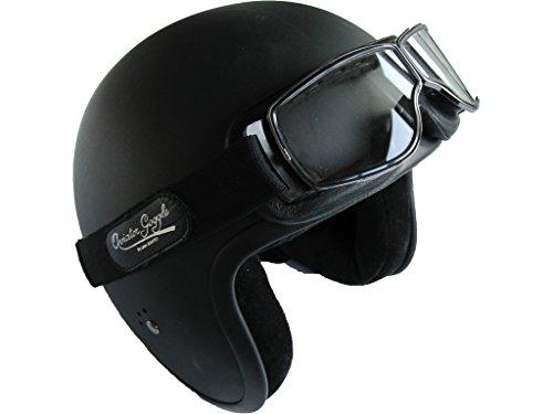 AVIATOR T2 Brille Motorradbrille KLAR