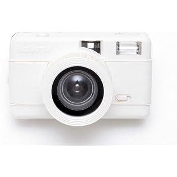 Lomography Fisheye Kompakt Kamera weiß