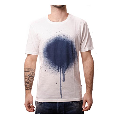 Only & Sons Herren Oberteile / T-Shirt onsDouglas Weiß