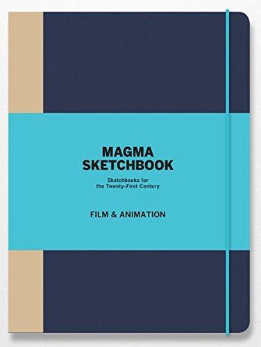 Magma Sketchbook: Film & Animation (Magma Sketchbooks)