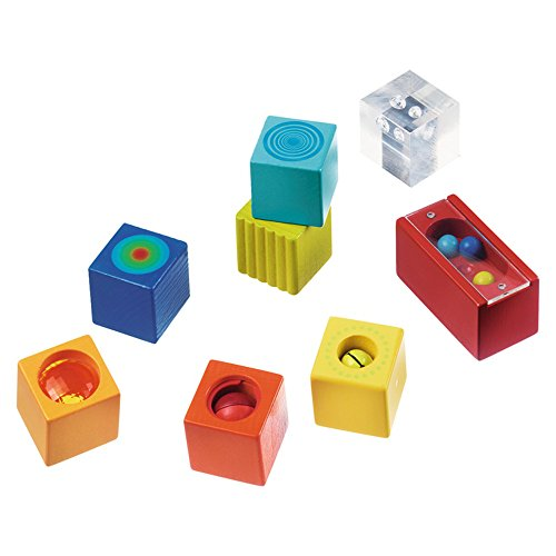 Haba 302573 - Entdeckersteine Farbenspaß, Kleinkindspielzeug