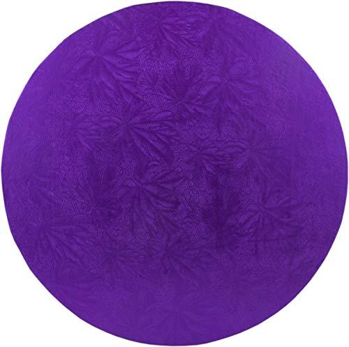 20,3 cm Round Violet pour gâteau