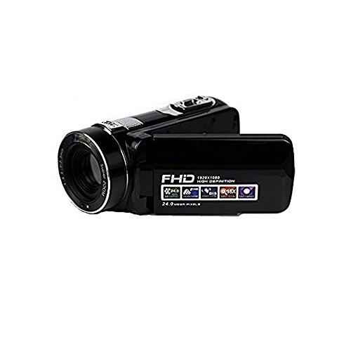 "GordVEC GVE010 2,7 ""TFT Blitz Digitalkamera 1080P FHD LCD Rotation Bildschirm Digitalkamera mit 18X Digital Zoom Camcorder"