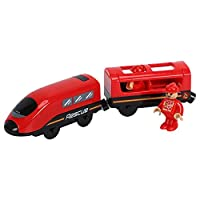Train Toy for Kids for Boys Girls, Rail Medieval Train - Train Sets and Accessories, Car Train Toy for Kids Birthday Gift Present