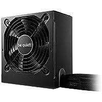 be quiet! System Power 9 500W 500W ATX Noir unité d'alimentation d'énergie - unités d'alimentation d'énergie (500 W, 200-240, Actif, 110 W, 456 W, 110 W)