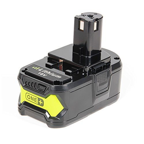 LENOGE 18V 5.0Ah RB18L50 Li-ion Ersatzakku für Ryobi ONE+ P108 P107 P122 P104 P105 P102 P103 Li-ion Ersatz Batterie Werkzeug Akku