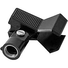 4er-Set Universal Clip-On Mikrofonklemme Mikrofon Klammer