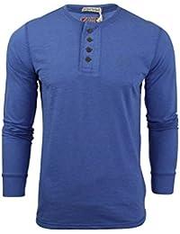 Tokyo Laundry 'Lawton Cove' T-shirt - Manches longues - Homme