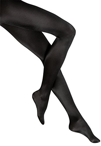 Wolford Satin Luxe Tights - Mujer negro