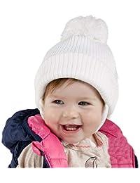 Beige Unisex Neutral Baby Mütze Erstlingsmütze Mützchen 50 56 62 68 NEU Weiß