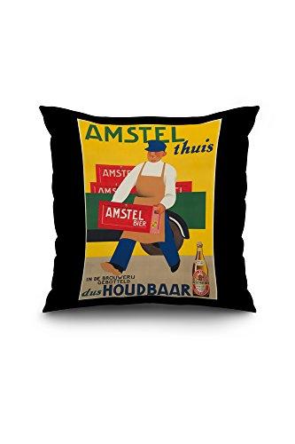amstel-vintage-poster-artist-wijga-netherlands-c-1930-18x18-spun-polyester-pillow-case-black-border