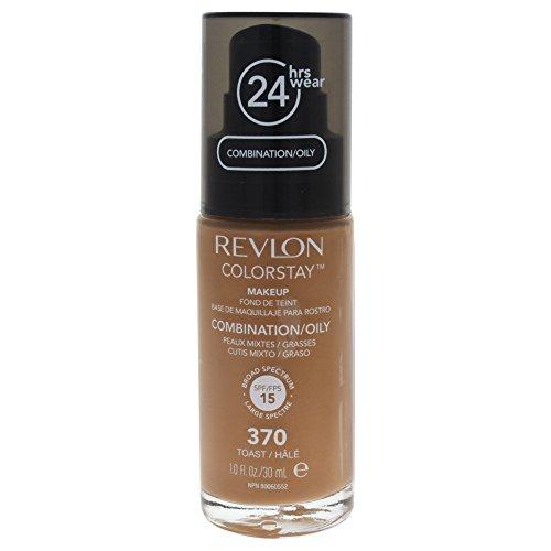 Revlon, Fundación Colorstay pieles grasas, botella